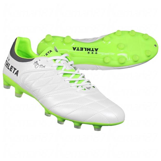 O-Rei Futebol H003 Pホワイト×Fグリーン